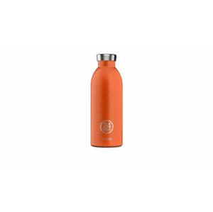 24 Bottles Clima BottleSunset Orange 500ml-One-size oranžové CB_050_235-One-size