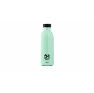 24 Bottles Urban Bottle Aqua Green 500ml-One-size modré UB_050_453-One-size