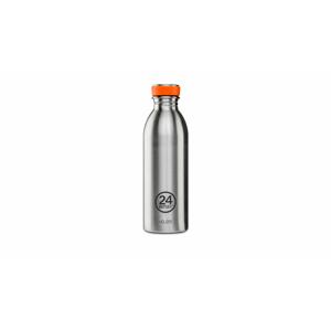 24 Bottles Urban Bottle Steel 500ml šedé UB_050_055