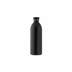 24 Bottles Urban Bottle Tuxedo Black 1L-One-size čierne UB_100_TB-One-size