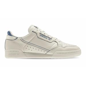 adidas Continental 80 Cream White/Cream White/Crew Blue biele FX5089 - vyskúšajte osobne v obchode