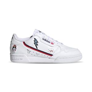 adidas Continental 80 Junior Ftwr White/Collegiate Navy/Scarlet-5.5 biele FX6067-5.5