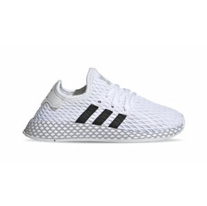 adidas Deerupt Runner C biele F34297 - vyskúšajte osobne v obchode