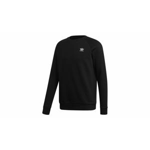 adidas Essential Crew Black čierne DV1600 - vyskúšajte osobne v obchode