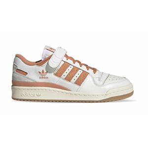 adidas Forum 84 Low Ftwr White/Hazy Copper/Cream White-6 svetlohnedé G57966-6