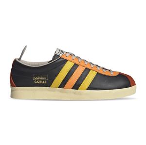 adidas Gazelle Vintage Core Black/Crew Orange/Hazy Yellow-9 čierne FY6085-9