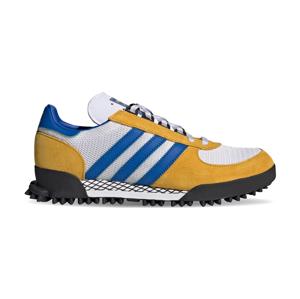 adidas Marathon Tr Ftwr White/Bold Gold/Blue žlté FY3683 - vyskúšajte osobne v obchode