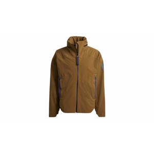 adidas Myshelter Rain Jacket hnedé GK8683