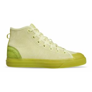 adidas Nizza Hi RF w zelené FW4542 - vyskúšajte osobne v obchode