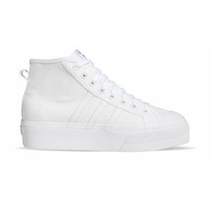 adidas Nizza Platform Mid W biele FY2782 - vyskúšajte osobne v obchode