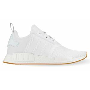 """adidas NMD R1 """"Gum Sole"""" Triple White biele D96635 - vyskúšajte osobne v obchode"""