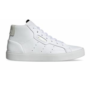 adidas Sleek Mid W biele EE4726 - vyskúšajte osobne v obchode