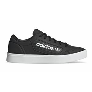 adidas Sleek W čierne EF4933 - vyskúšajte osobne v obchode