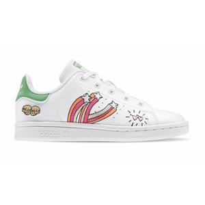 adidas Stan Smith Kids biele FX5977 - vyskúšajte osobne v obchode