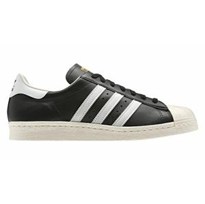 adidas Superstar 80s-10.5 čierne G61069-10.5
