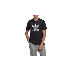 adidas Trefoil Tee Black/White čierne GN3462 - vyskúšajte osobne v obchode
