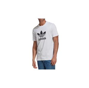 adidas Trefoil Tee White/Black biele GN3463 - vyskúšajte osobne v obchode