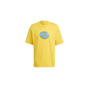 adidas x Simpsons Doh Tee Super Yellow žlté HA5818 - vyskúšajte osobne v obchode