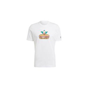 adidas x Simpsons Kb Tee White biele HA5821 - vyskúšajte osobne v obchode