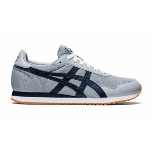 Asics Tiger Runner Piedmont Grey/Peacoat šedé 1191A207-021 - vyskúšajte osobne v obchode