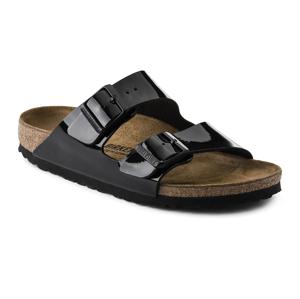 Birkenstock Arizona BF Patent Black Regular Fit čierne 1005291 - vyskúšajte osobne v obchode