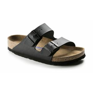 Birkenstock Arizona Soft Footbed Black Narrow 7.5 čierne 551253-7.5