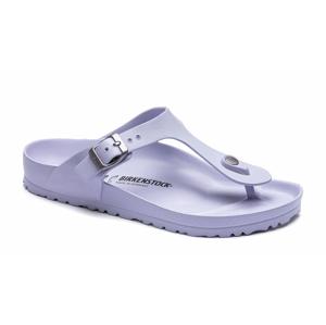 Birkenstock Gizeh EVA Beach Purple Fog Regular Fit fialové 1017995 - vyskúšajte osobne v obchode