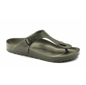Birkenstock Gizeh EVA Khaki Regular Fit zelené 1019143 - vyskúšajte osobne v obchode
