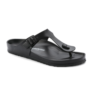 Birkenstock Gizeh EVA Regular Black čierne 128201 - vyskúšajte osobne v obchode