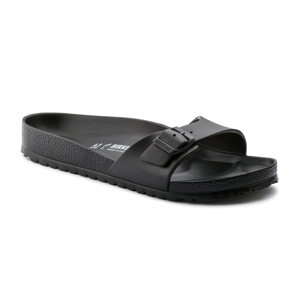 Birkenstock Madrid EVA Narrow Black čierne 128163 - vyskúšajte osobne v obchode