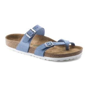 Birkenstock Mayari Brushed Dove Narrow modré 1016405 - vyskúšajte osobne v obchode