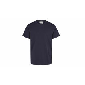 By Garment Makers Organic Tee-M modré GM991001-3096-M
