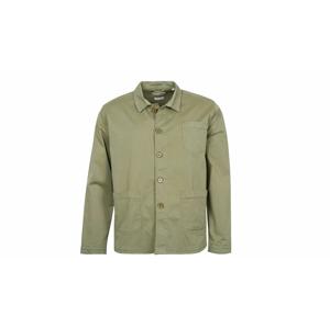 By Garment Makers The Organic Workwear Jacket zelené GM111501-2887 - vyskúšajte osobne v obchode