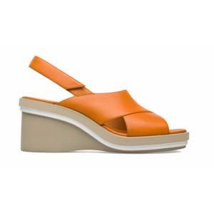 Camper Kyra Orange oranžové K200964-004 - vyskúšajte osobne v obchode