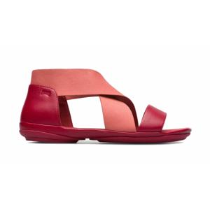 Camper Right Red Sandal červené K200759-007 - vyskúšajte osobne v obchode