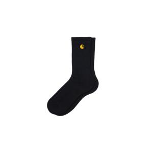 Carhartt WIP Chase Socks Black-EU-39-46 čierne I029421_89_90-EU-39-46