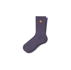 Carhartt WIP Chase Socks Provence-EU-39-46 fialové I029421_0AF_90-EU-39-46