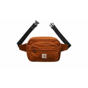 Carhartt WIP Cord Hip Bag Brandy hnedé I028432_0E9_00 - vyskúšajte osobne v obchode