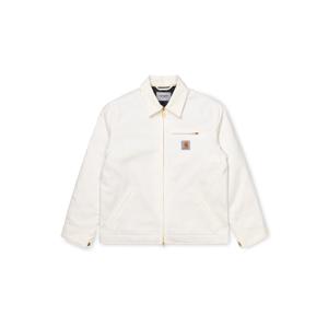 Carhartt WIP Detroit Jacket Wax-M biele I028424_D6_01-M