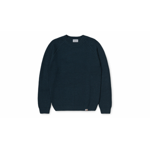 Carhartt WIP Forth Sweater Admiral-L modré I028263_0E0_00-L