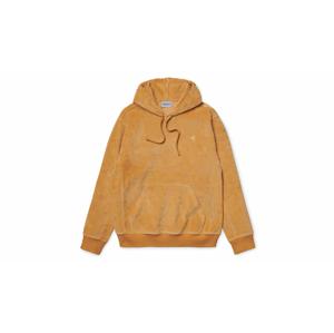 Carhartt WIP Hooded United Script Sweatshirt-L žlté I028276_0G1_00-L