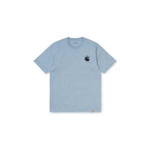 Carhartt WIP Nails T-Shirt-L modré I028495_0F4_90-L