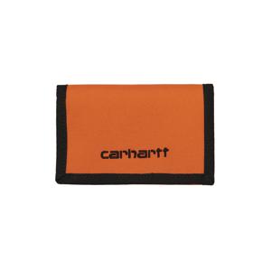 Carhartt WIP Payton Wallet Hokkaido oranžové I025411_0AN_00 - vyskúšajte osobne v obchode