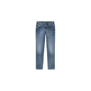 Carhartt WIP Rebel Pant-33-30 modré I015331_01_WH-33-30