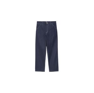 Carhartt WIP Simple Pant Blue (Rigid) 34-32 modré I022947_01_01-34-32