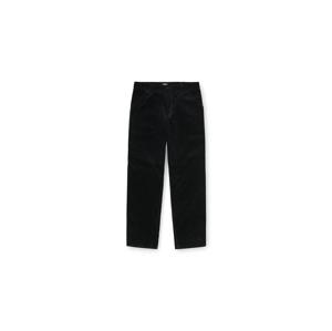 Carhartt WIP Single Knee Pant čierne I028627_89_02 - vyskúšajte osobne v obchode