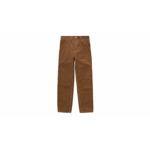 Carhartt WIP Single Knee Pant Hamilton Brown Rinsed modré I029146_HZ_02 - vyskúšajte osobne v obchode