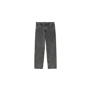 Carhartt WIP Single Knee Pant Hammer (Crater Wash) 36-32 modré I029153_0EY_ZF-36-32