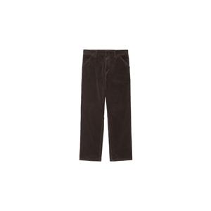 Carhartt WIP Single Knee Pant Tobacco-33-32 hnedé I028627_47_02-33-32