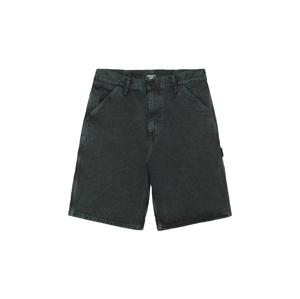 Carhartt WIP Single Knee Short Deep Lagoon  hnedé I029154_0AU_ZF - vyskúšajte osobne v obchode